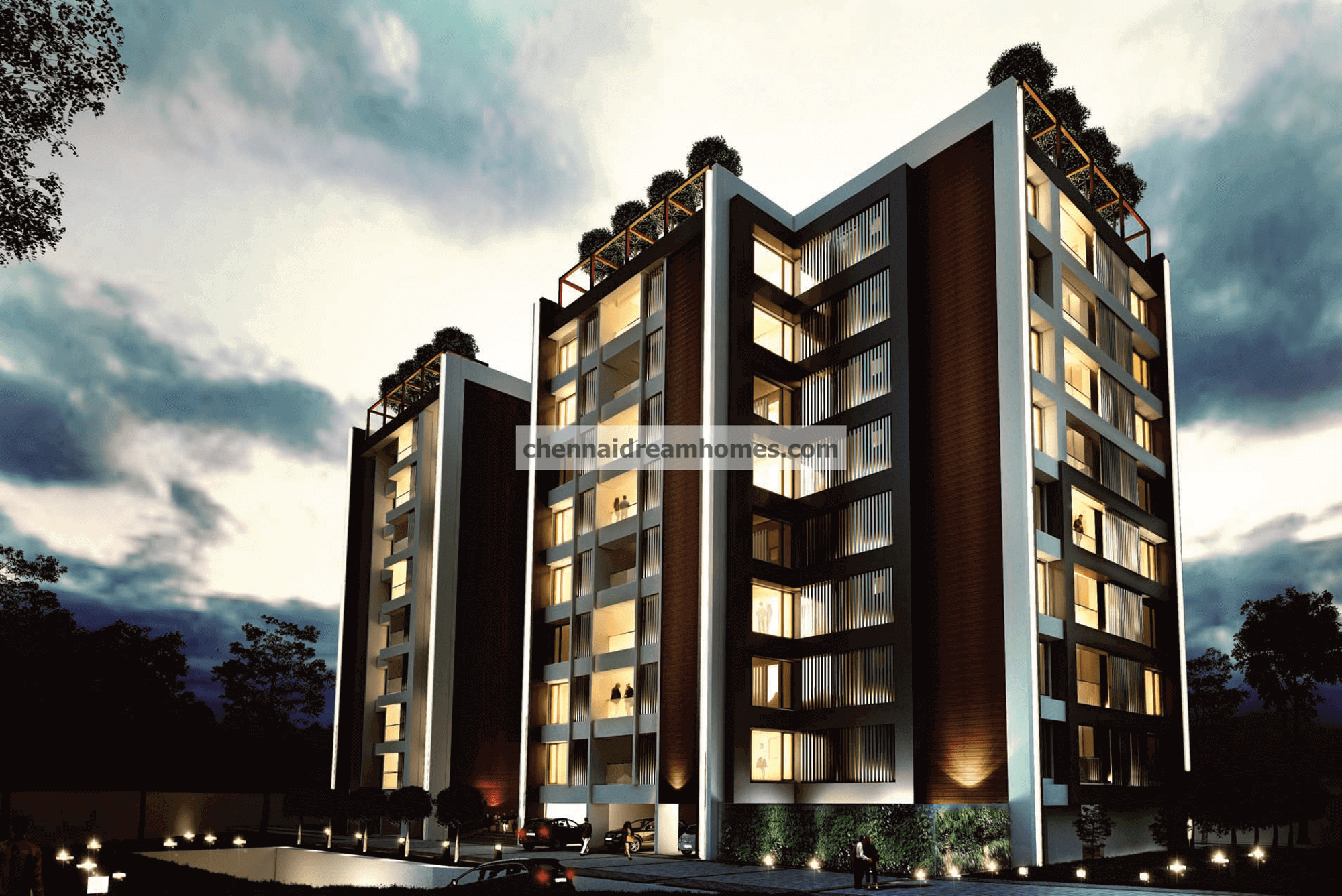 Apartments For Sale In Nungambakkam » 3 BHK Flats In Heart ...