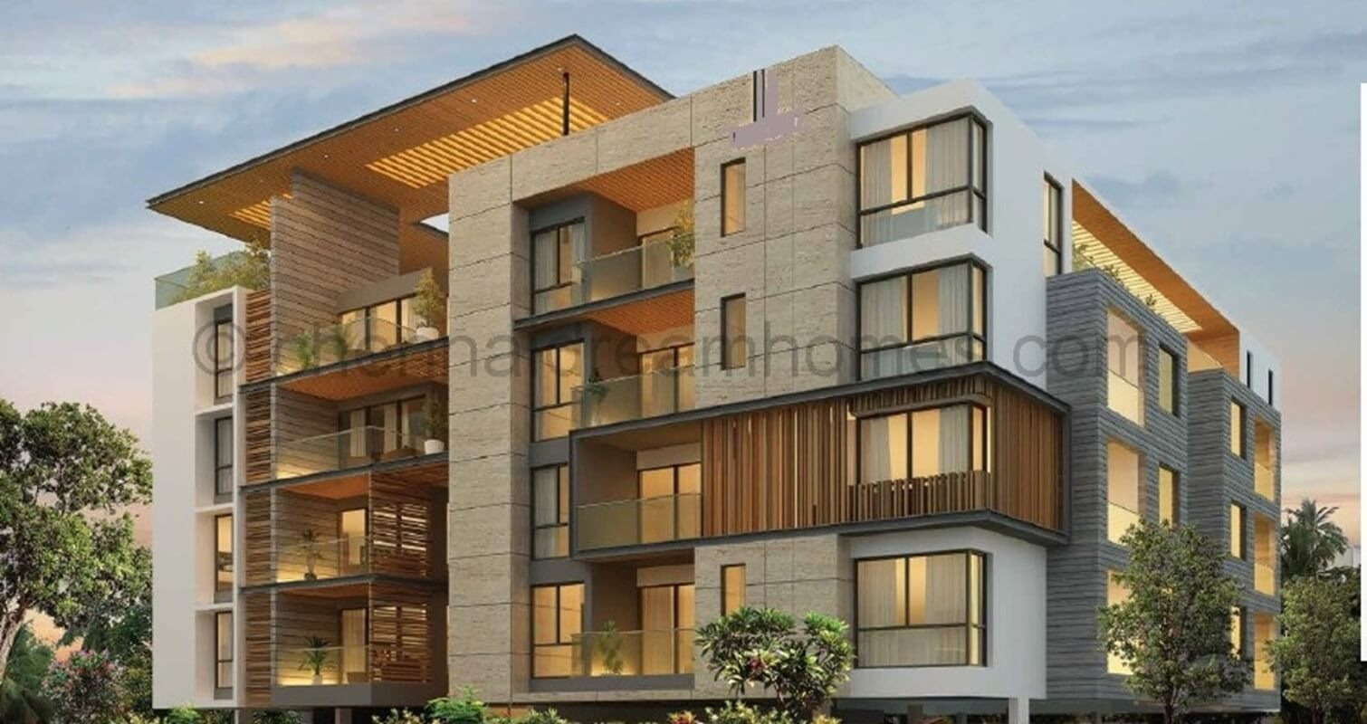 Flats For Sale In Adyar - 3,4 BHK Uber Luxury Apartments ...