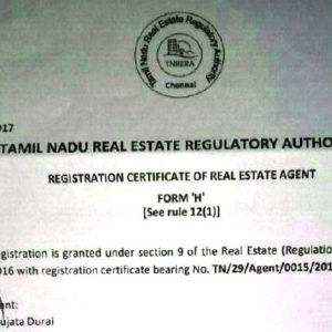 Neeta-RERA-Agent-Registration
