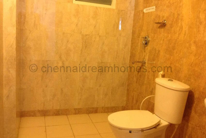 3 BHK - bathroom