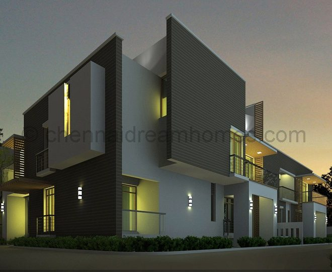 gated villas in chennai