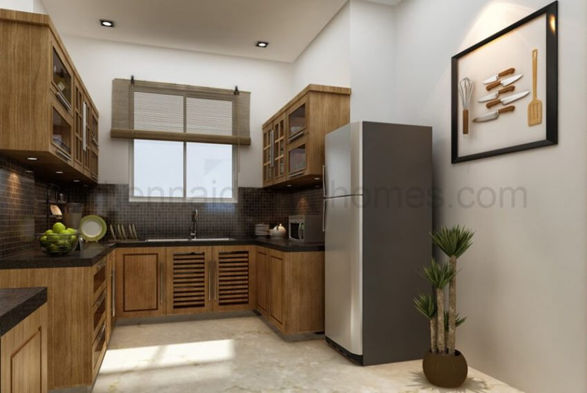 Penthouse-kitchen