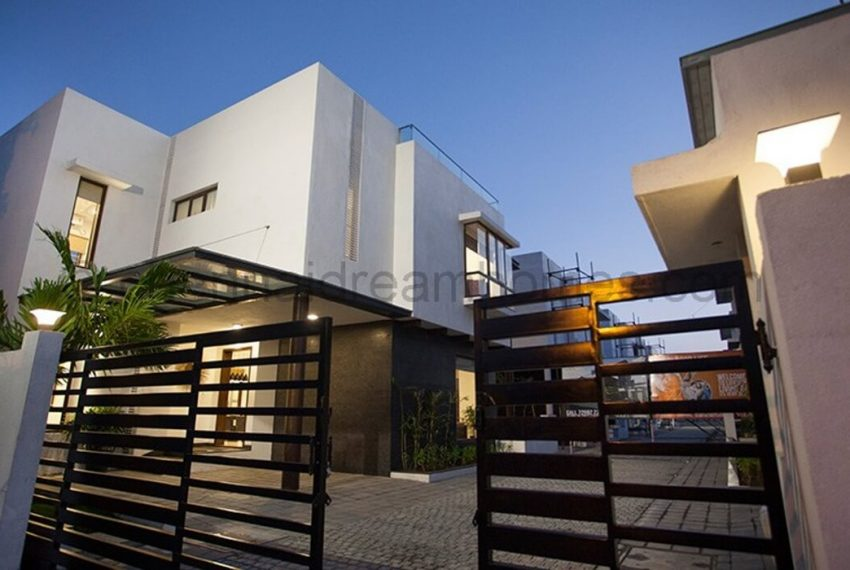 luxury villas in chennai