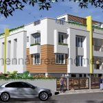 Flats in ECR Road Chennai