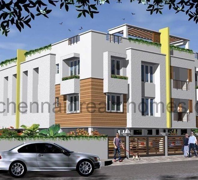 Flats in ECR Road Chennai