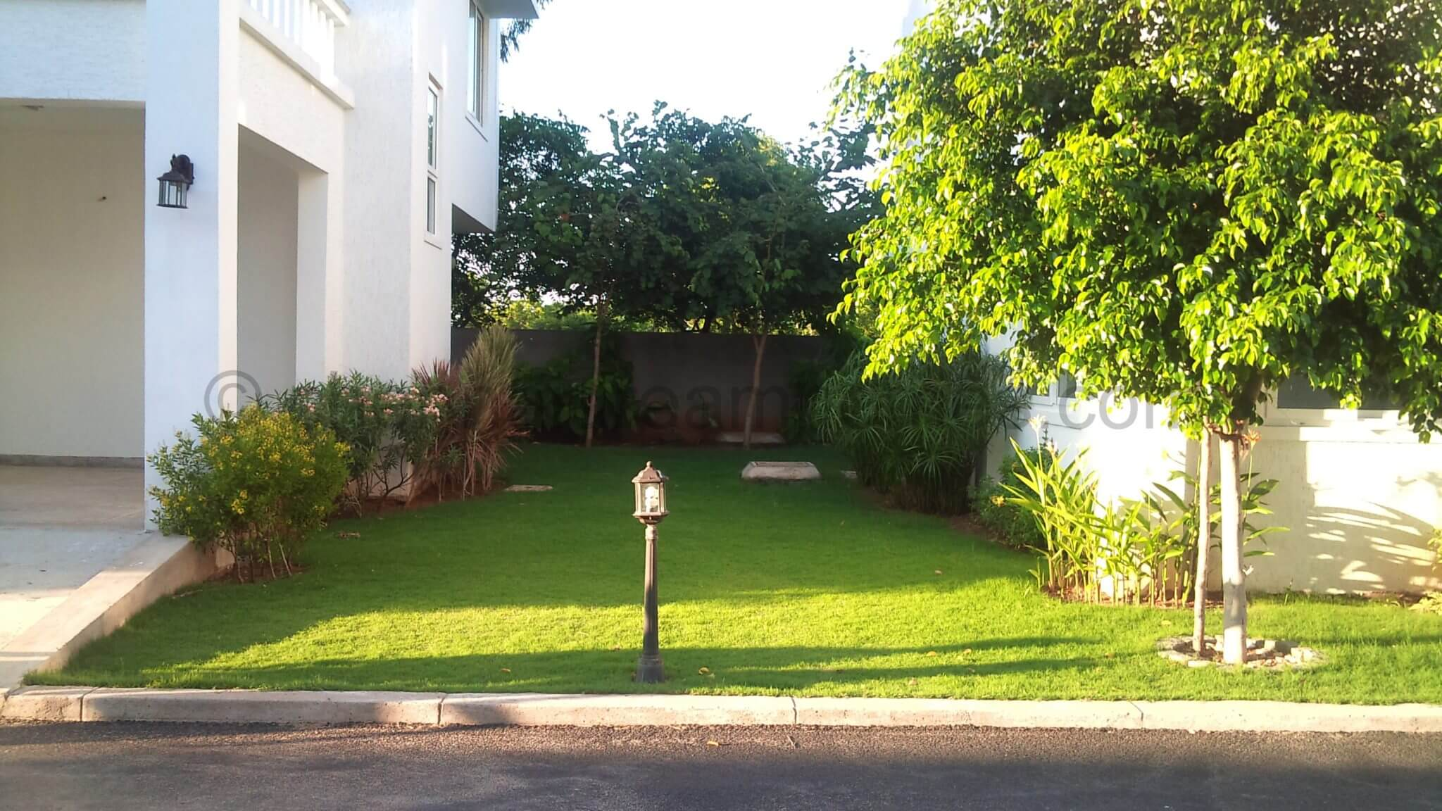 Gated Community Villas In Chennai 3 4 Bedroom Villa In