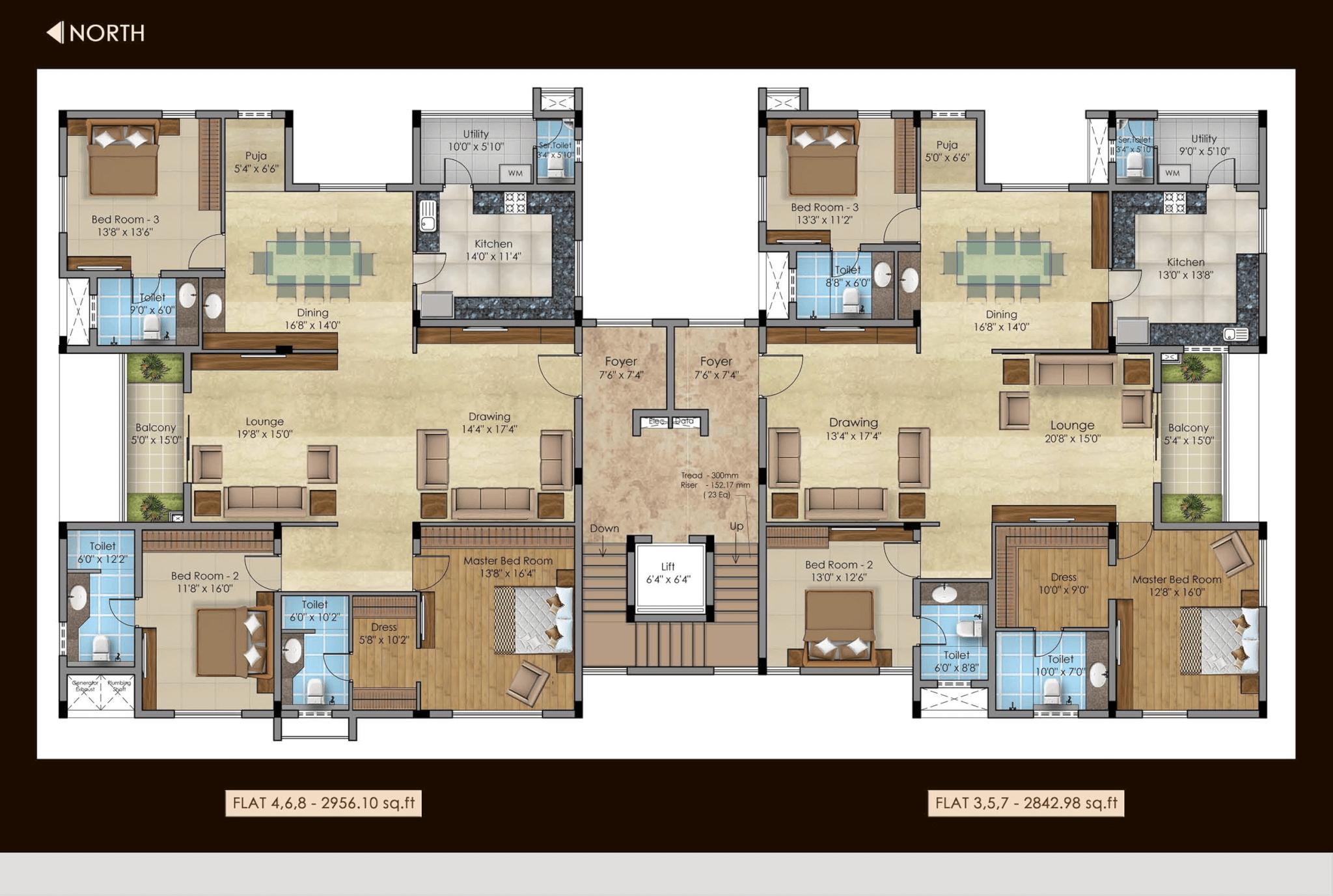 Apartments for sale in thiruvanmiyur 3 bedroom lavish homes for 3 bedroom apartments in chennai