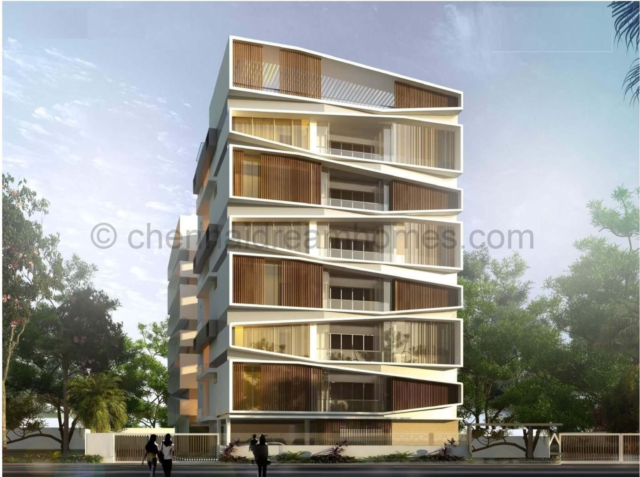 Apartments For Sale In Chennai Porur