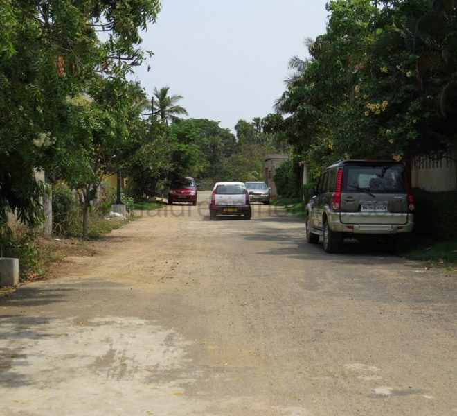 land for sale in Muttukadu