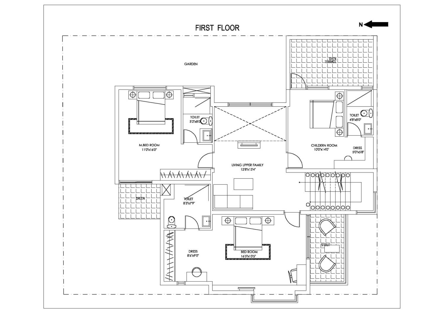 Servant Quarters Floor Plans Luxury Villas In Chennai 4 Bhk For Sale In Ecr With All