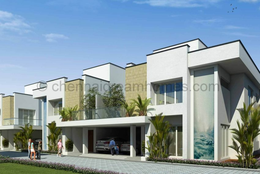 villas in omr chennai