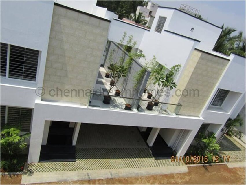 Villas In OMR Chennai For Sale - 4 BHK Independent Houses