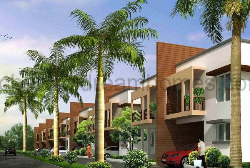 villas elevation