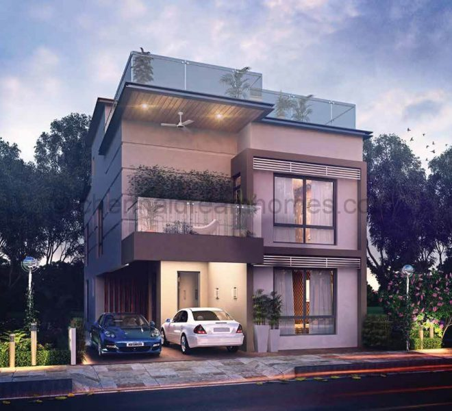 villas for sale in ecr