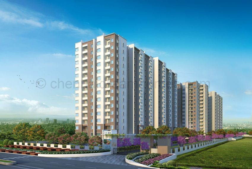 Elevation-apartments-View-From-Main-Road