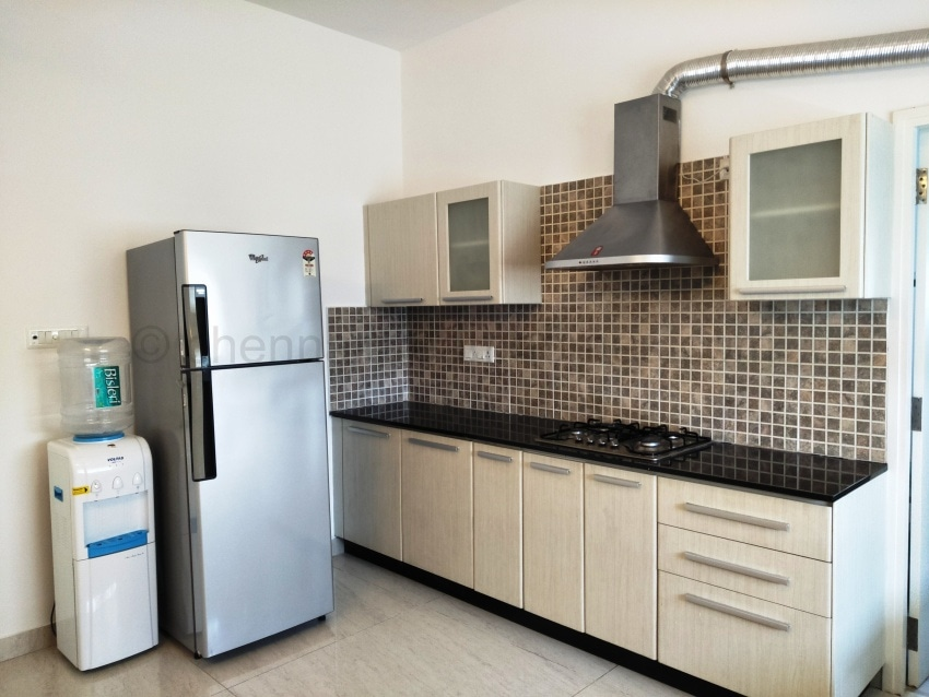 3 BHK House for Rent in Chennai - Gated Furnished ...