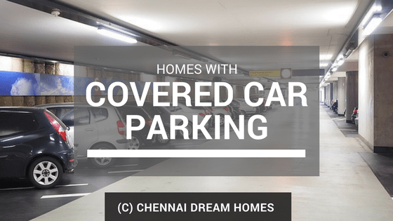 covered car park houses chennai