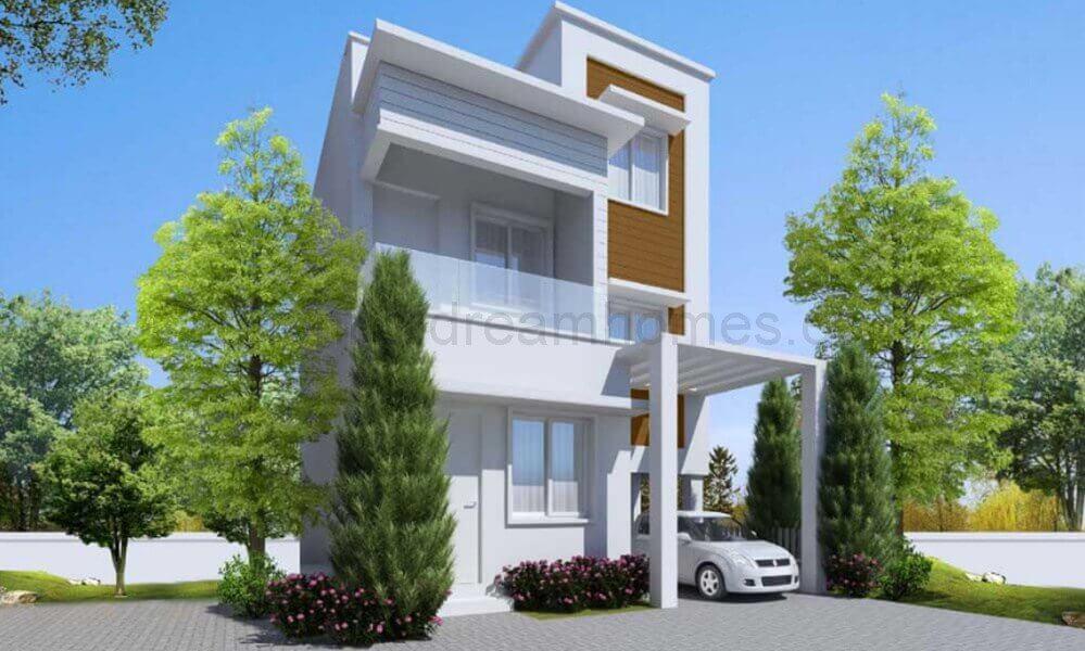 Villas In Oragadam 2 3 Bhk Affordable Gated Villas With
