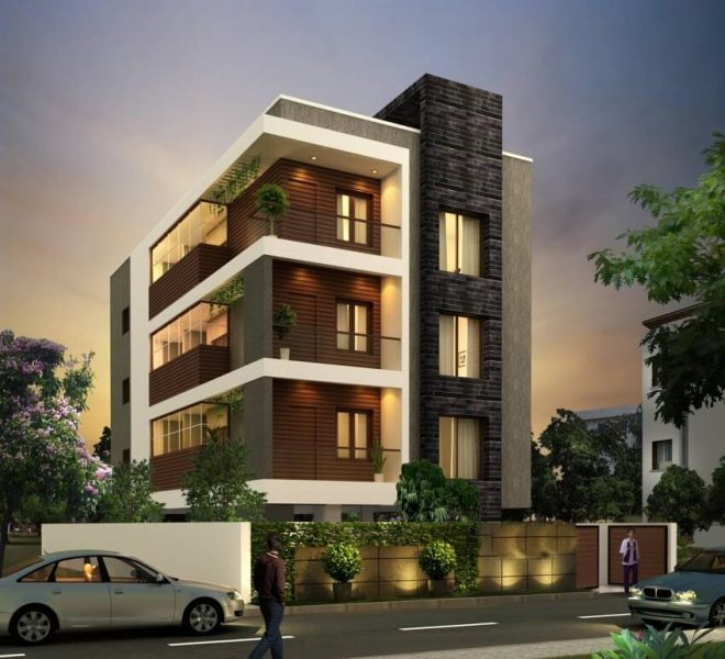 flat for sale in kotturpuram