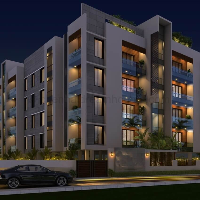 New Apartments For Sale In Adyar