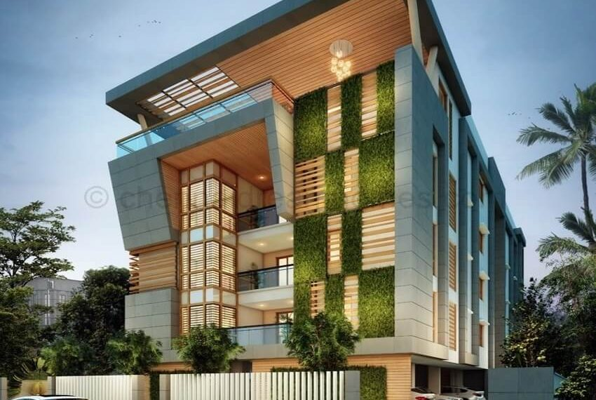 4-bhk-apartments-sale-tnagar-chennai-elevation