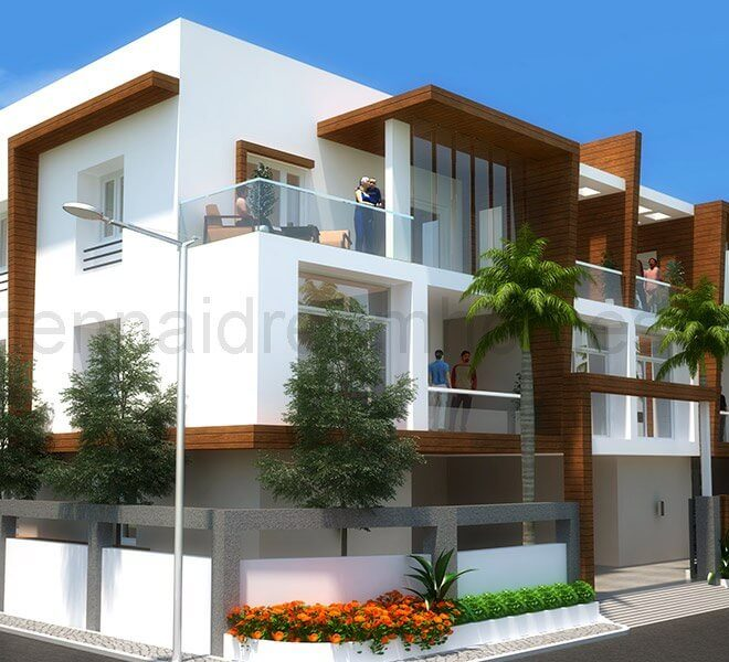 independent villas in chennai