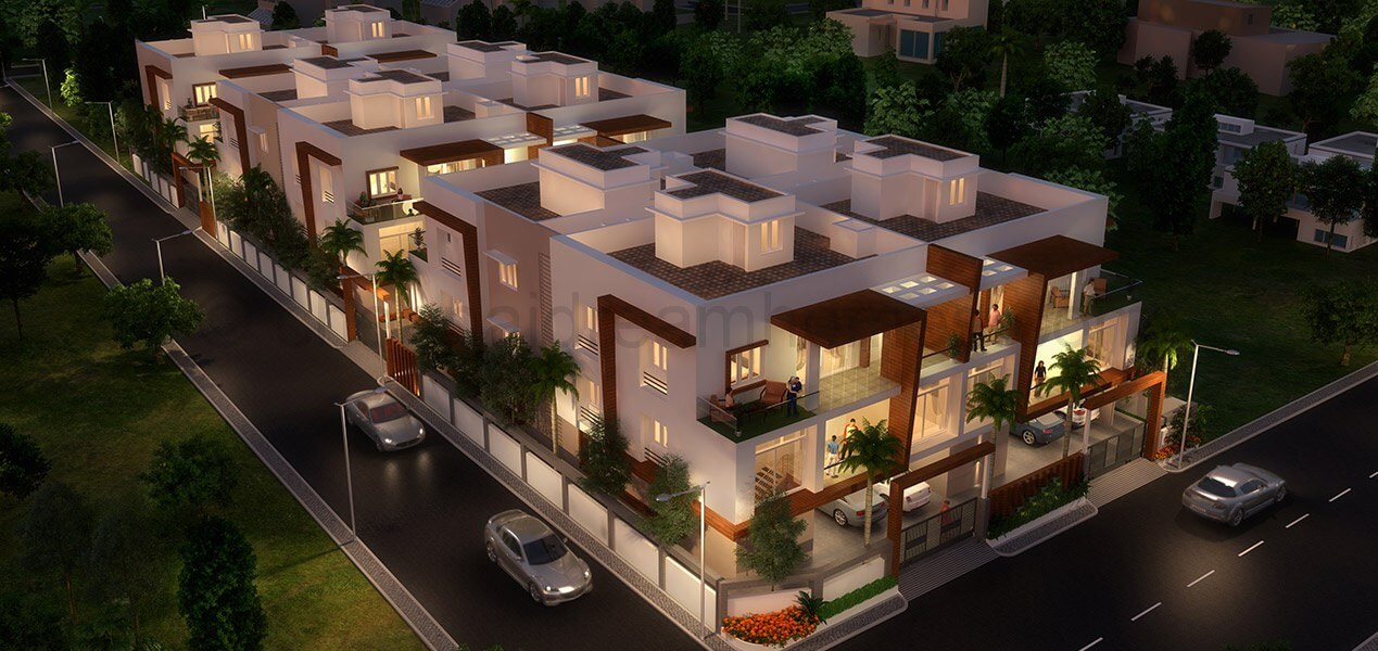Independent Villas In Chennai Luxurious 4 Bhk Homes In Ecr