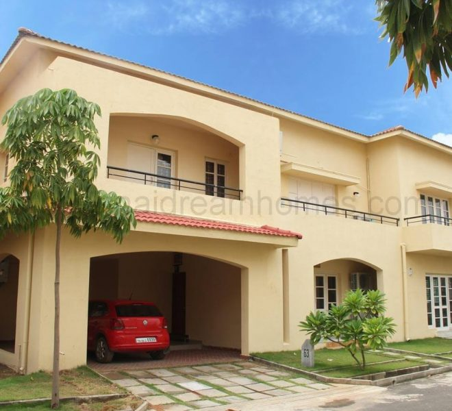 individual house for sale in porur