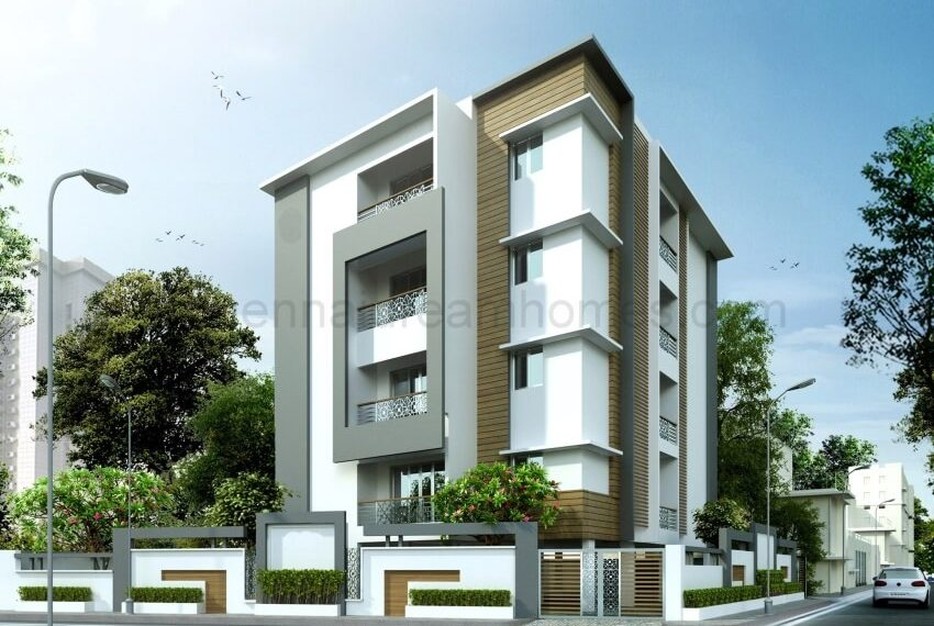 3 BHK Luxury Flat for sale in Kilpauk Chennai