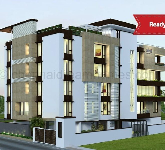 Flat for sale in Nungambakkam