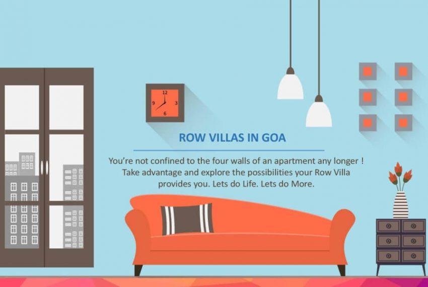 Row-villas