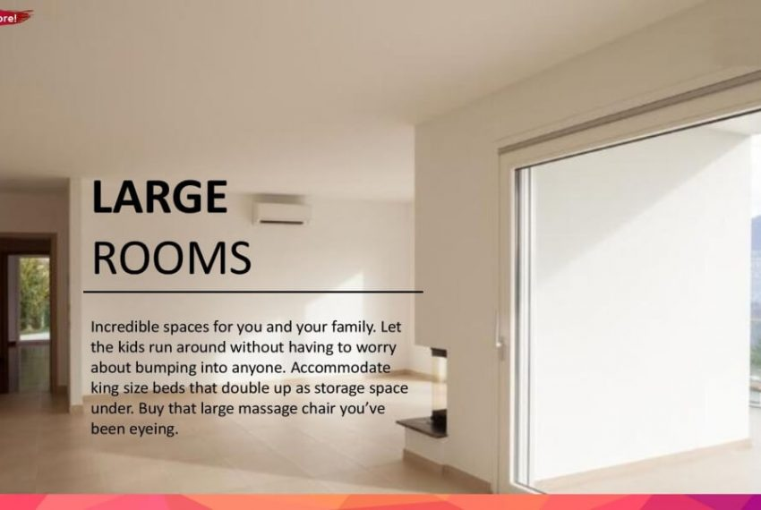 Large-rooms
