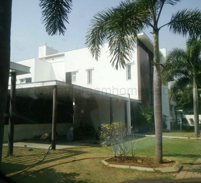 Independent House for Rent in Chennai