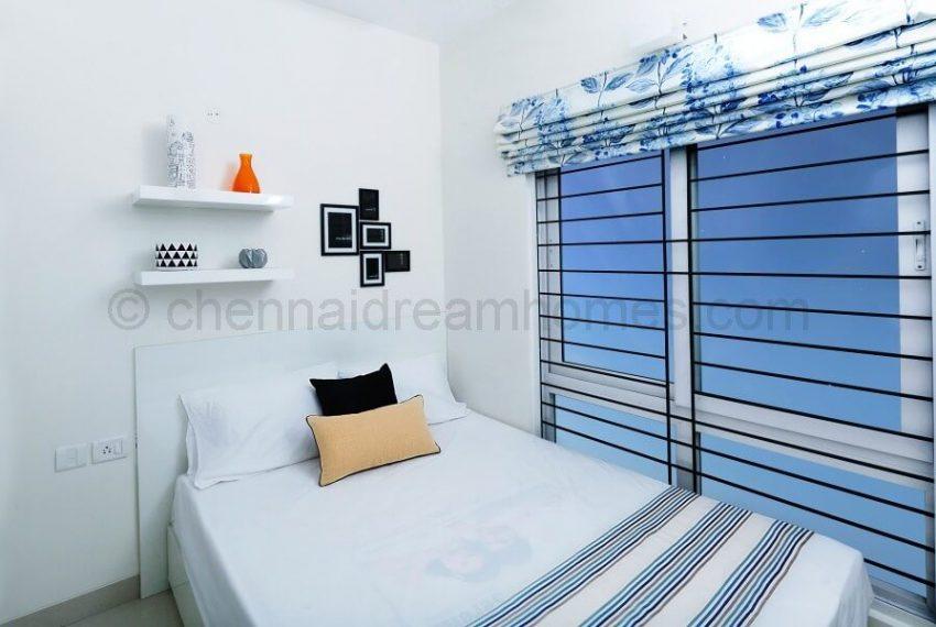 2 BHK Model House - Bedroom