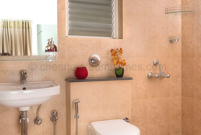 3 BHK Model House - Master Bath