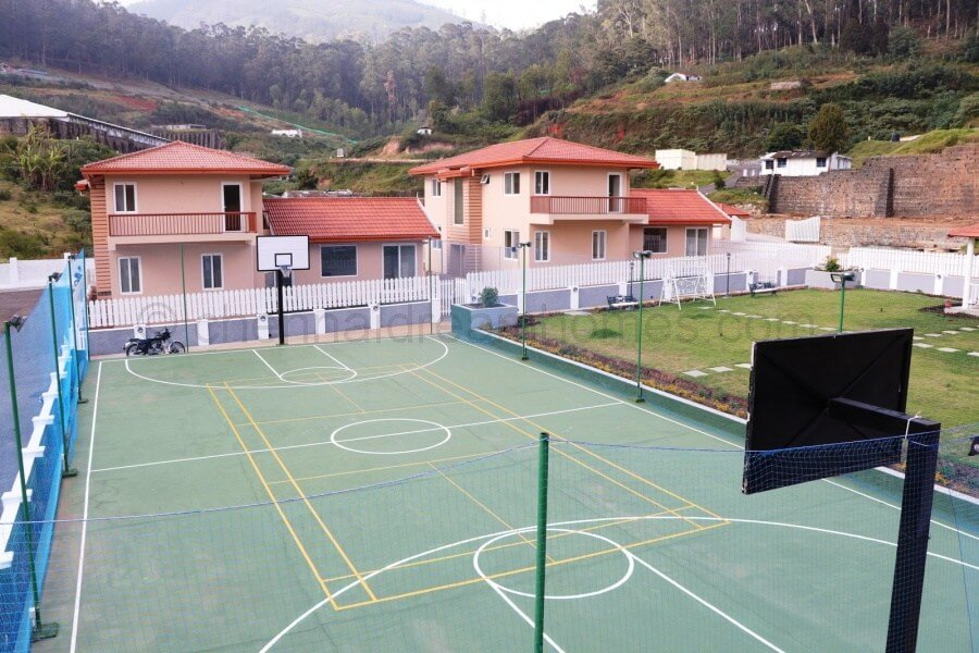 3 Bhk Holiday Cottages In Ooty Gated Villa With Lovely Views