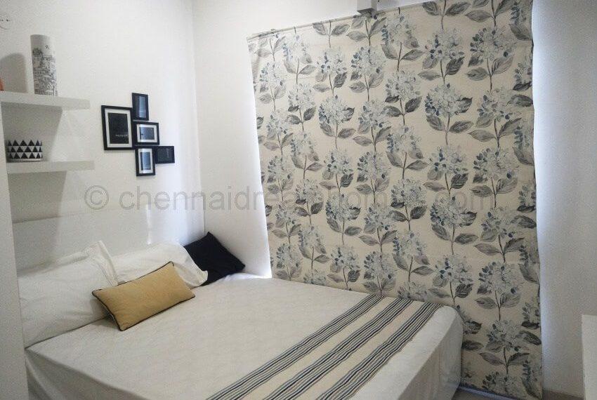 1 BHK Model House - Bedroom