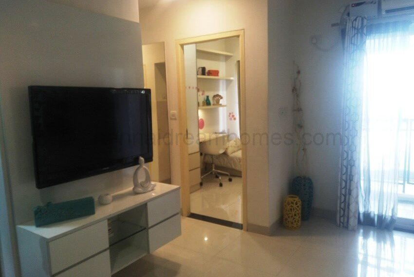 1 BHK Model House - Living area