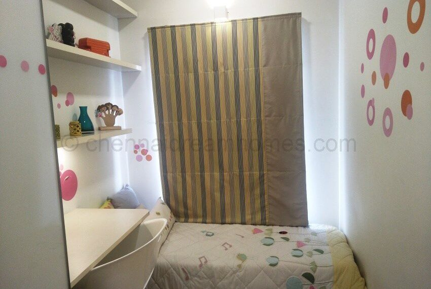 1 BHK Model House - Study or Second Bedroom
