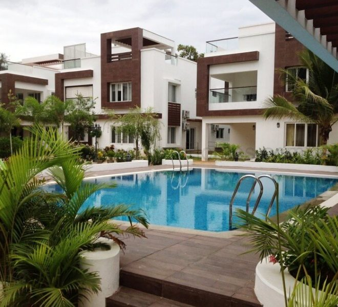 villa for rent in chennai