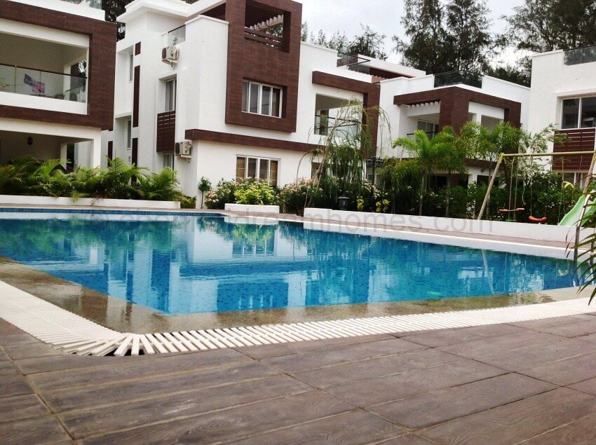 Villa For Rent In Chennai Large 3 Bhk Gated Beach Villa For Rent
