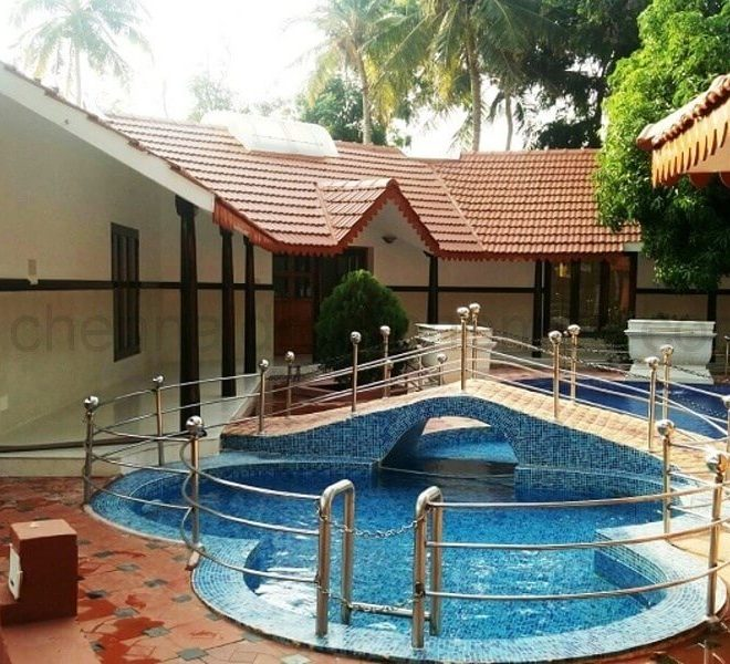 4 bhk beach house for rent in ecr