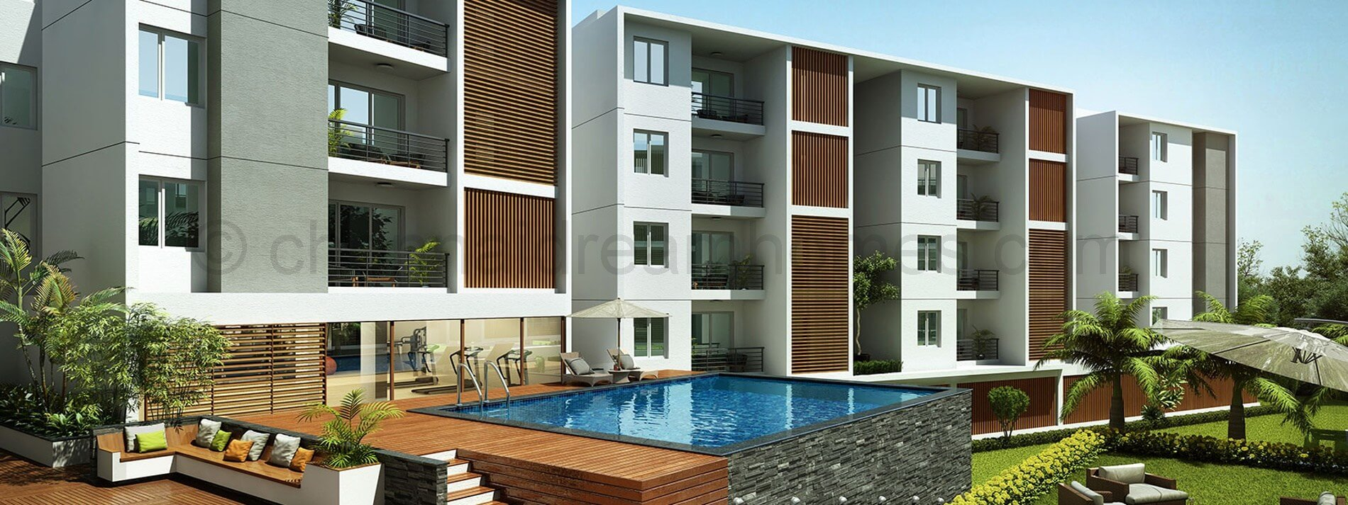 2,3 BHK Flats for sale in Anna Nagar