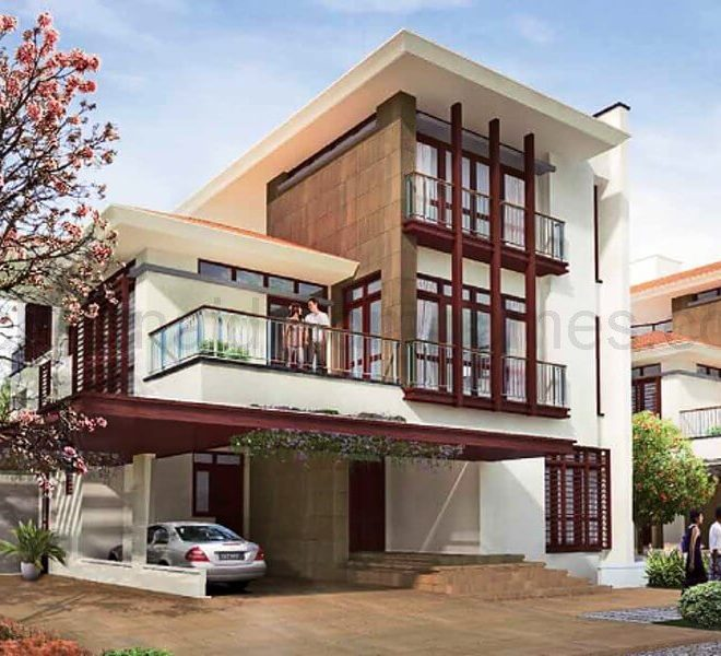 Ultra Luxury Villas in OMR with Private Pool for sale 1