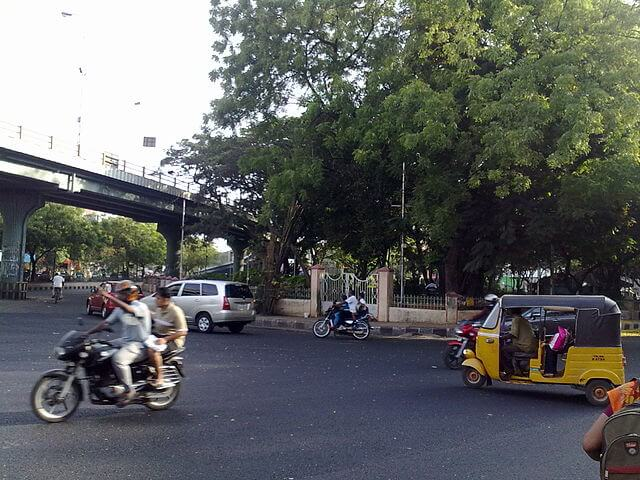 adyar safety congestion