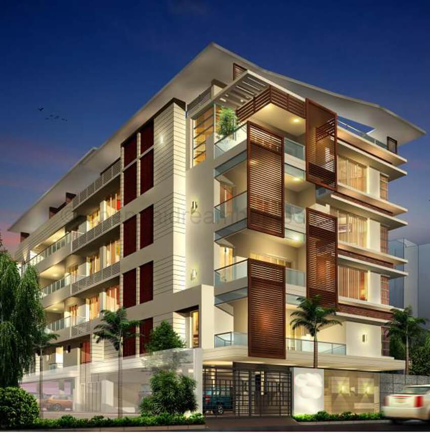 Apartment For Sale: 3 BHK Flat In The Most Posh