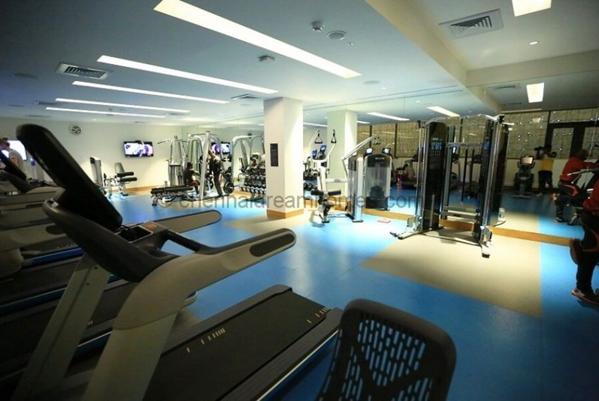 Clubhouse-Gym