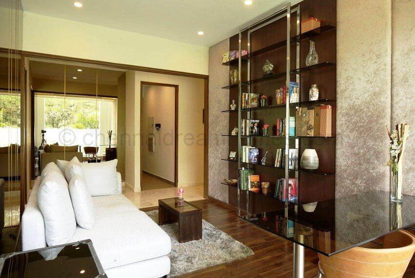 Show apartment - Family Living