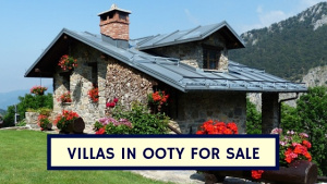 Villas in Ooty for sale