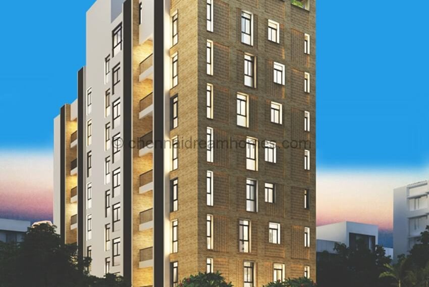 Elevation - TNagar Apartments for sale